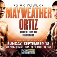 Floyd Mayweather vs Victor Ortiz KO Round 4 [Video]