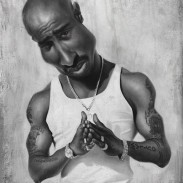 Tupac In Dressing Room Fooling Around {Footage} Rare!!