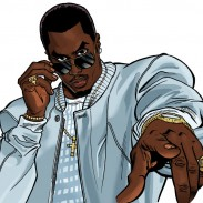 Diddy Disses Tupac!! {Audio}