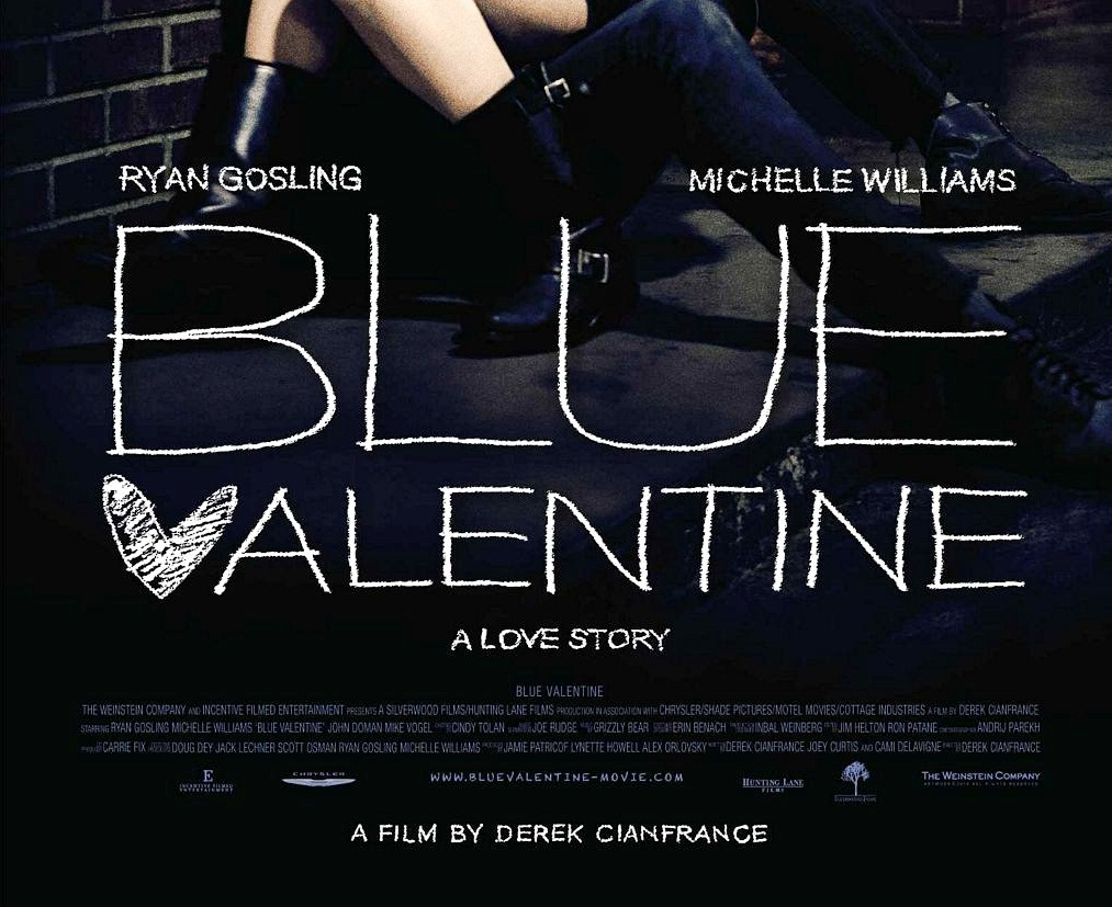 BLUE VALENTINE U2013 The Artistic Sex Scene [Film Clip]