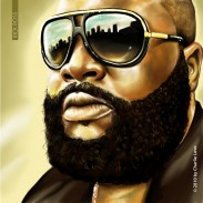 Rick Ross Live Performances of God Forgives, I Don&#8217;t Hits &#8211; &#8220;Pirates,&#8221; &#8220;911,&#8221; and &#8220;Ice Cold&#8221; &#8211; (Video)