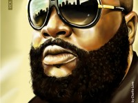 rick ross animated