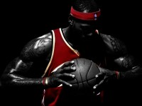 lebron james red2