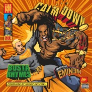 "BUSTA RHYMES ft. EMINEM – ""Calm Down"" (New Music) #MusicMonday"