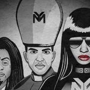 "NICKI MINAJ Apologizes For Nazi Symbolism In ""Only"" (Music Video) via @lisafordblog *Explicit*"