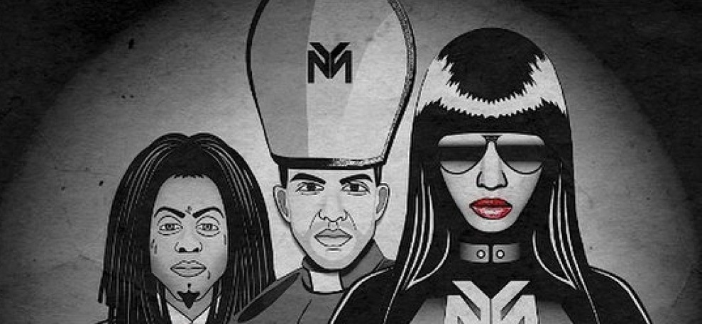 Nicki Minaj Apologizes For Nazi Symbolism In Only Music Video