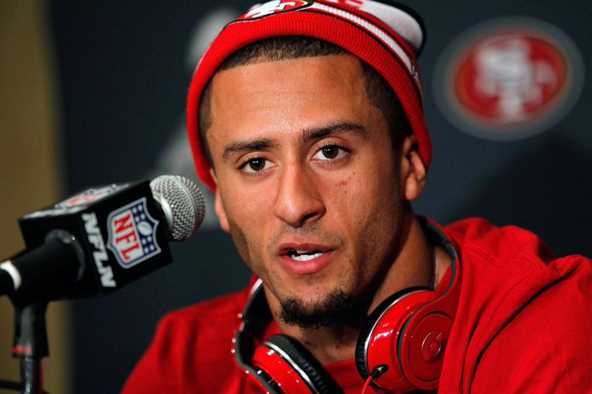 Colin Kaepernick Puts His Money Where His Mouth Is